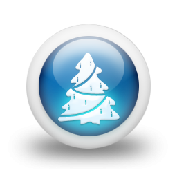 105618-3d-glossy-orange-orb-icon-culture-holiday-christmas-tree